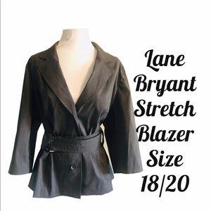 Lane Bryant Stretch Blazer Size 18/20